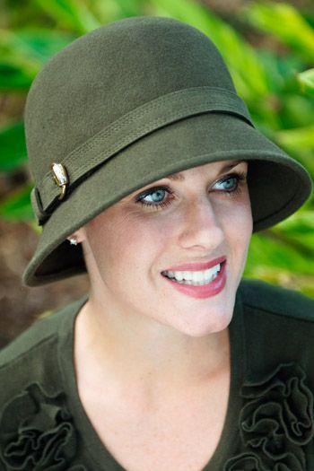 Brooklyn Buckle Hat