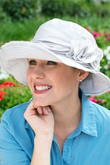 Elliana Flower Hat