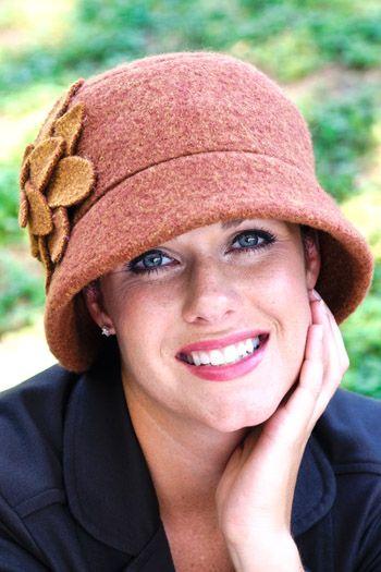 Emerson Star Cloche Hat