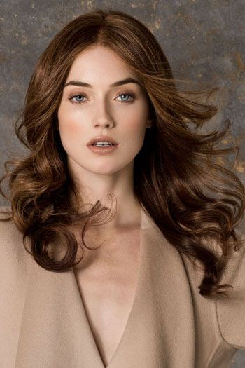 Cascade by Ellen Wille Wigs - Human Hair, Mono, Hand-tied, Lace Front Wig
