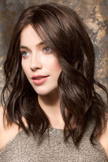 Emotion by Ellen Wille Wigs - Remy Human Hair, Mono Top, Hand Tied, Lace Front Wig