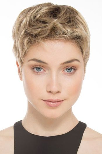 Risk by Ellen Wille Wigs - Monofilament, Lace Front Wig