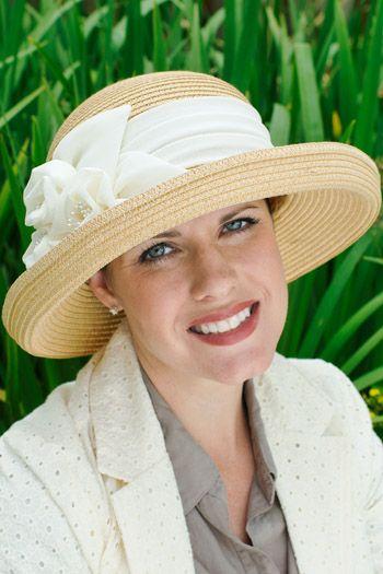 Brimmed Hailey Hat