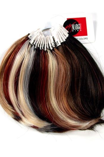 Henry Margu Wigs Color Ring - Highlighted Colors