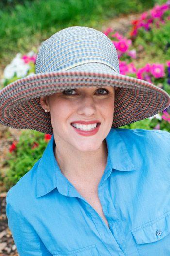 Lena Ribbon Braid Sun Hat
