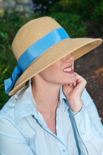 Packable Paige Bow Hat