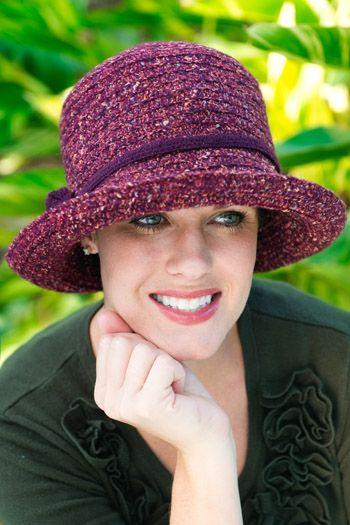 Tweed Telulah Hat