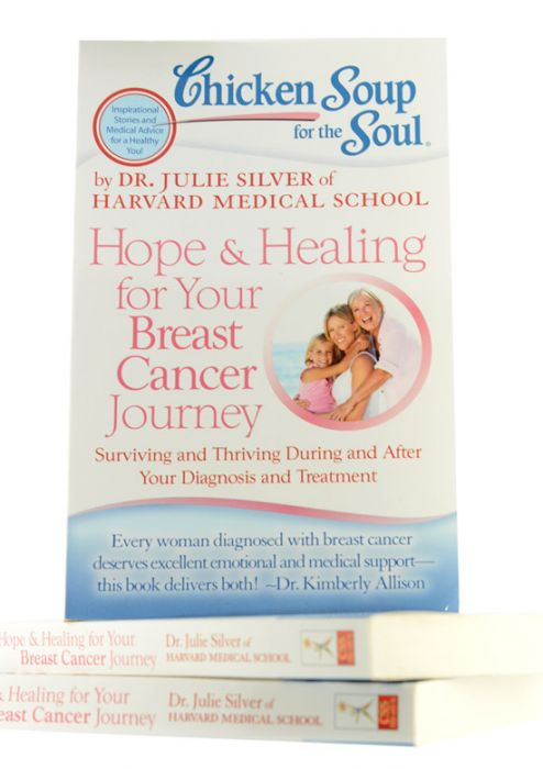 Chicken Soup for the Soul - Hope and Healing for Your Breast Cancer Journey
