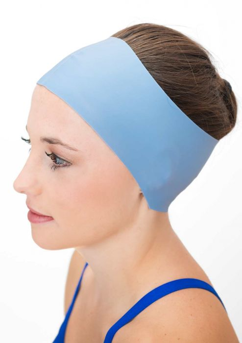 Hair Guard & Ear Guard Headband - Wear Under Swim Caps for Protection & Water Repellent Seal