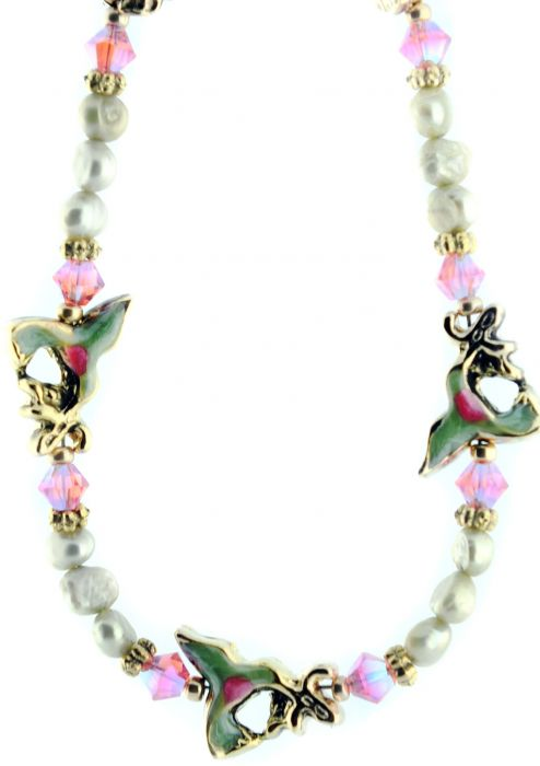 Inspirational Hummingbird Bracelet