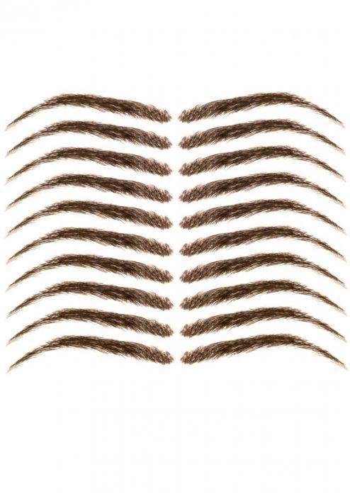 Eyebrow Tattoos #17: Basic Eyebrow Tattoos