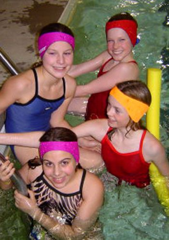 Aqua Earbands for Swimming - Child's Size