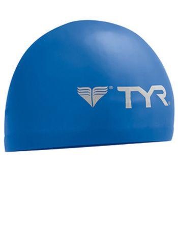 TYR Silicone Speed Swim Cap