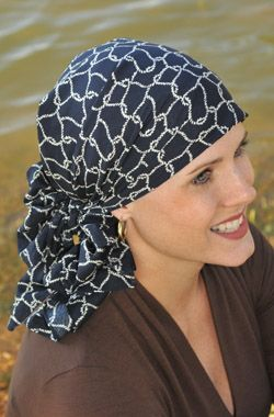 Premium Cotton Head Scarves with Matching Scrunchies