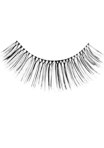 False Eyelashes #106:  Basic Flare Eyelash - Long Length