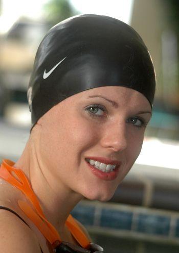 Dome Molded Nike Swim Cap