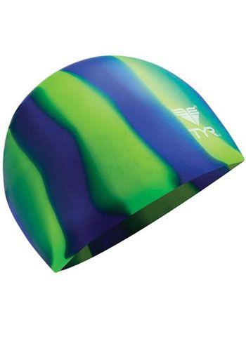 TYR Multi Silicone Swim Cap