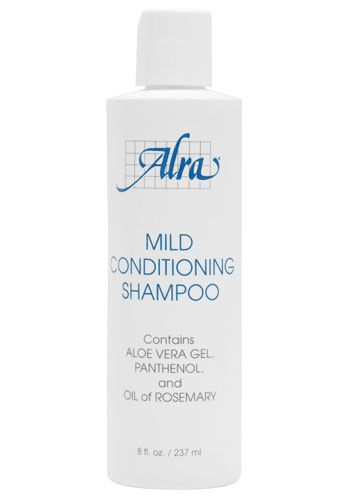 Shampoo for Sensitive Scalps | Alra Mild Conditioning Shampoo