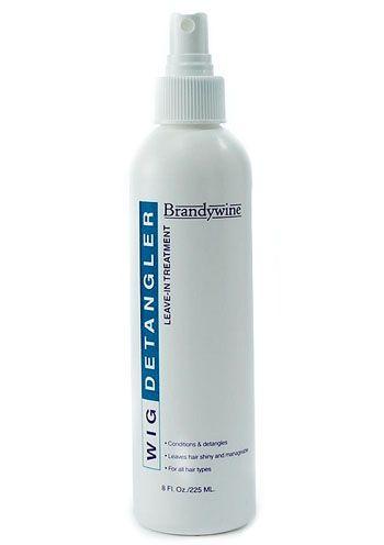 Synthetic Wig Conditioner | Brandywine Leave In Wig Detangler Spray