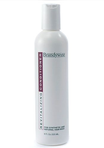 Wig Conditioner | Brandywine Revitalizing Conditioner for Synthetic Wigs |