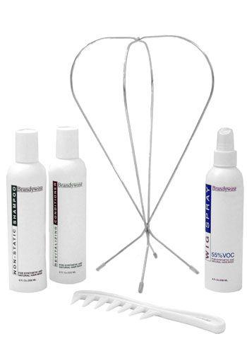 Wig Care Set: The Essentials