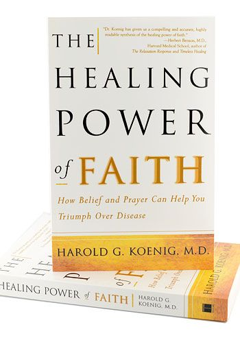The Healing Power of Faith - Gift Book for Cancer Patients |