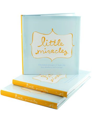 Little Miracles Book for Cancer Patients
