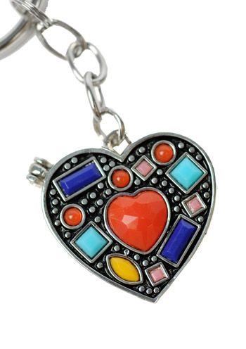Message of Love Prayer Keychain