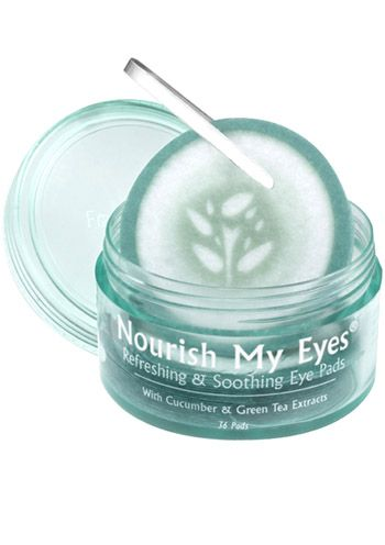 Nourish My Eyes - Pamper Your Eyes for Cancer Patients