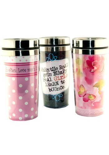 Novelty Travel Mugs - Gifts for Cancer Patients