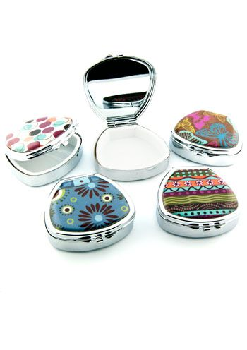 Mirrored Pill Box for Cancer Patients