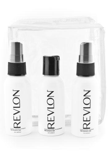 Revlon Travel Wig Care Set