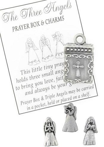 The Three Angels Prayer Box |