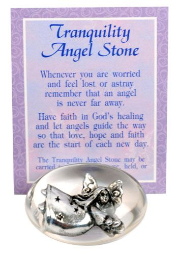 Tranquility Angel Stone