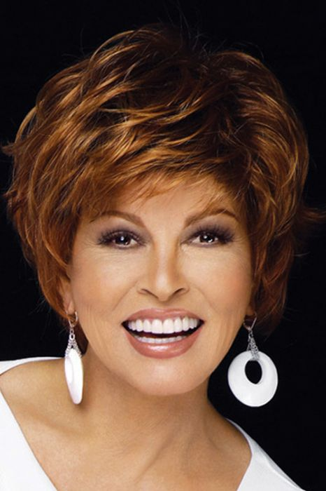 Free Spirit by Raquel Welch Wigs- Monofilament Top Wig
