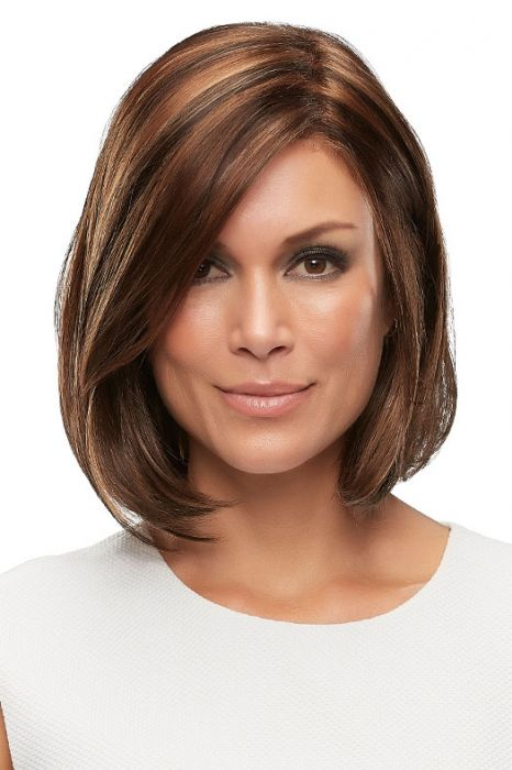 Petite Cameron by Jon Renau Wigs - Lace Front, Monofilament, Hand Tied Wig