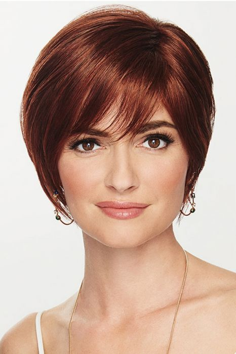 Contempo Cut by Eva Gabor Wigs - Lace Front, Mono Part Wig