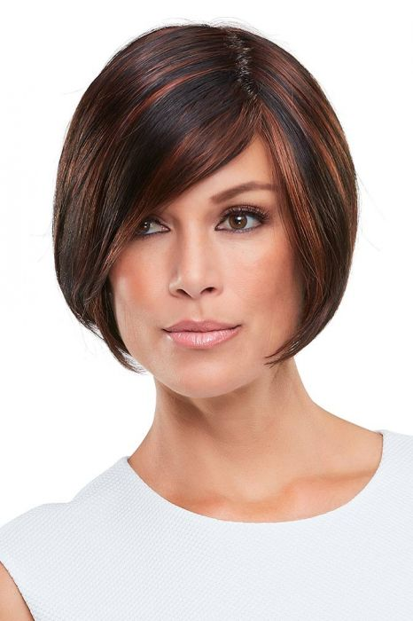 Elisha by Jon Renau Wigs - Lace Front, Single Monofilament, Hand Tied Wig