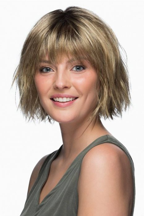 Holland by Estetica Wigs - Hand Tied, Lace Front, Monofilament Top Wig