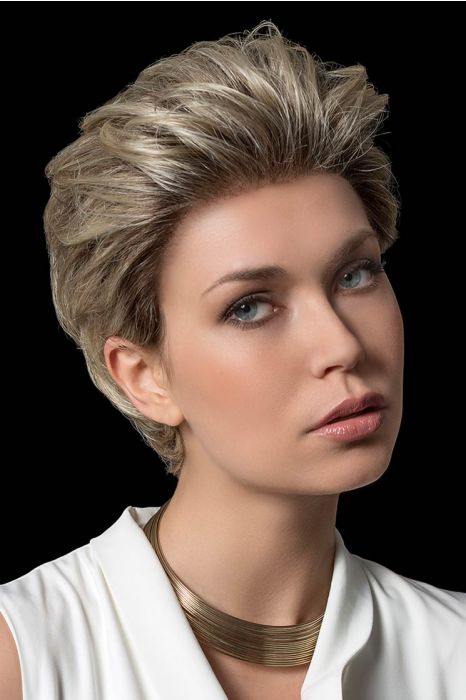 Charme by Ellen Wille Wigs - Mono Top, Hand Tied, Extended Lace Front Wig