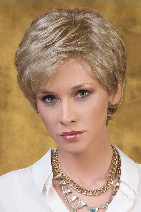 Desire by Ellen Wille Wigs - Mono Top, Hand Tied, Extended Lace Front Wig