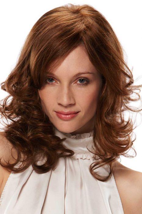 Isabella by Jon Renau Wigs - Human Hair, Monofilament Wig