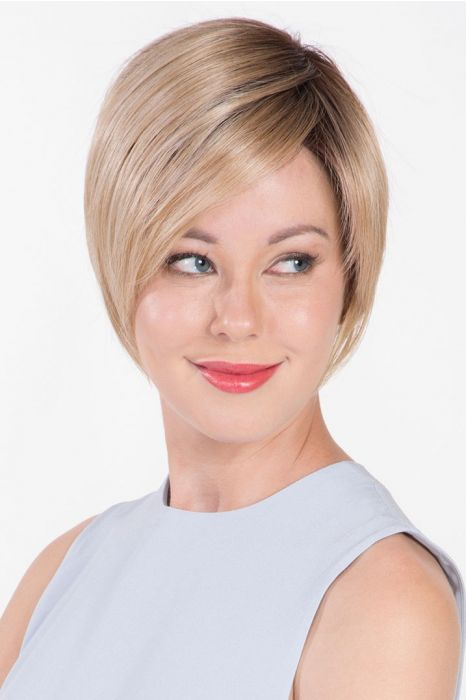 Libbylou by Belle Tress Wigs - Heat Friendly Synthetic, Lace Front, Partial Monofilament Wig