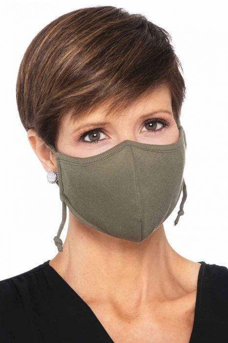 Organic Cotton Face Mask | Anti Virus Mask | 3 Sizes