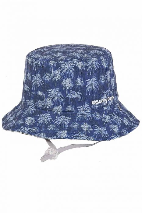 Palm Tree Bucket Hat   Summer Hats for Kids and Children
