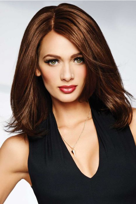 Beguile by Raquel Welch Wigs - Human Hair, Monofilament Wig