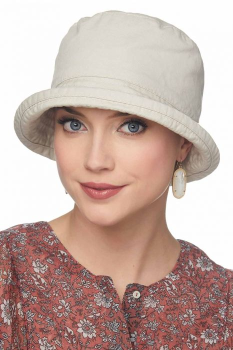 Stone Bucket Hat | Brimmed Bucket Hats for Women