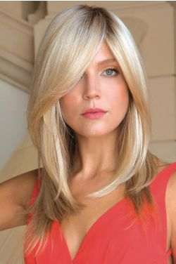 Milan by Noriko Wig - Monofilament Hair Enhancer Topper