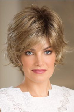 Sky PM by Noriko Wigs - Partial Monofilament Wig