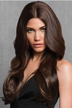 "22 Inch Hair Extensions | 22"" Fineline Straight Extension Kit by Hairdo"